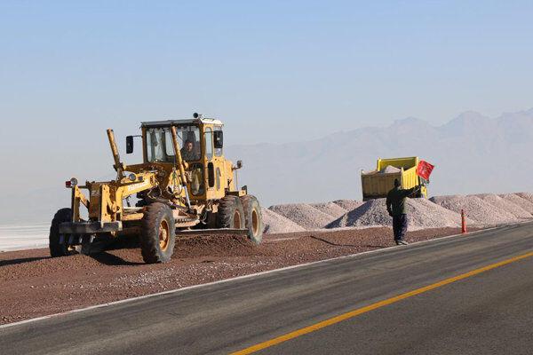 ۲۸۵ کیلومتر آزادراه تا تیر ماه به افتتاح میرسد
