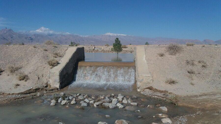 مهار ۹۸ میلیون مترمکعب از سیلاب های اخیر