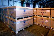 ۲ میلیون و ۷۰۰ هزار یورو صرفه جویی ارزی در حمل و نقل بینالمللی قطعات