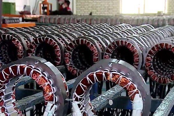بومی سازی الکتروموتورهای برقی توسط یک شرکت دانش بنیان