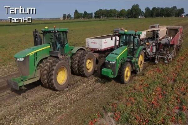 کشاورزی آسان با تکنولوژیهای جدید