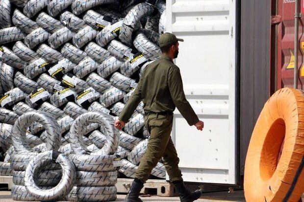 ۵ میلیون حلقه لاستیک مازاد روی دست تولیدکنندگان| تایرهای داخل محروم از استاندارد بازار منطقهای