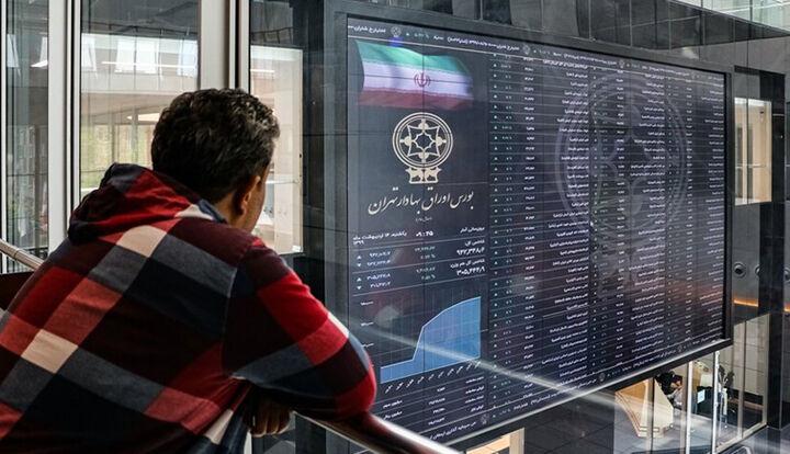 سقوط دلاریزه بورس| آینده وابسته به دلار و انتخابات است