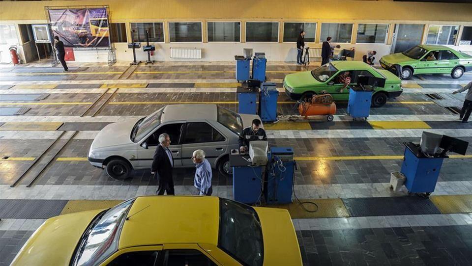 اجاره کاتالیست ساعتی ۲۰۰ تا ۴۰۰ هزار تومان! | دور زدن مراکز معاینه فنی خودرو به راحتی آب خوردن