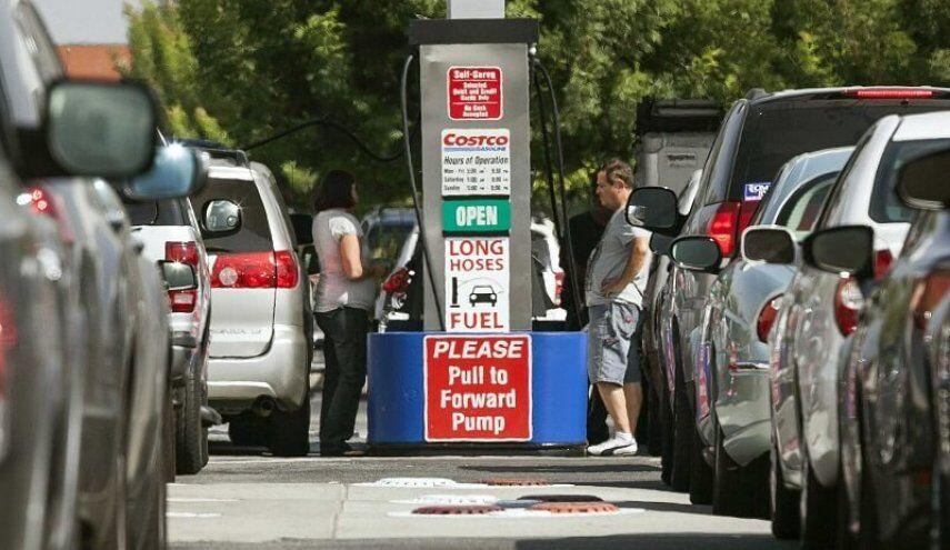 قیمت سوخت در آمریکا به بالاترین حد از سال ۲۰۱۴ رسید