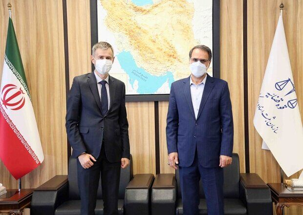 افزایش تعاملات ایران و سوییس در زمینه ثبت علائم تجاری