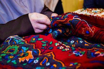 صنایع دستی ظرفیتی فراموش شده در آذربایجان شرقی