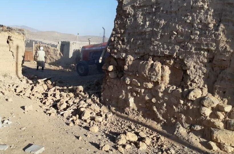 آخرین وضعیت از مناطق زلزله زده خراسان شمالی؛ خسارات تحت بررسی است