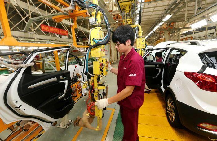 انعطاف پذیری بالای اقتصاد چین؛ پشتیبان صنعت خودرو|خوشبینی محتاطانه خودروسازان برای فروش