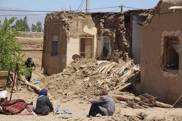 ۹۵۶ واحد مسکونی در جاجرم خسارت دید