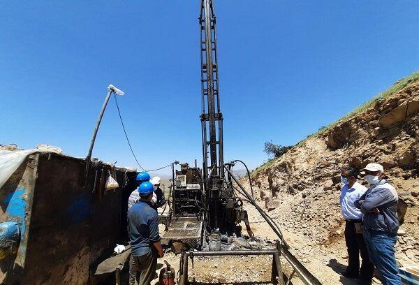 آغاز اکتشافات در پهنههای معدنی اهر و هریس