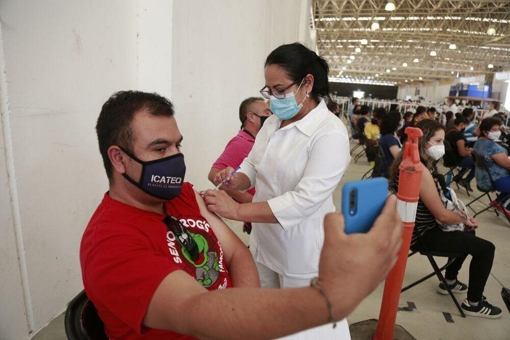 تداوم واکسیناسیون در مکزیک