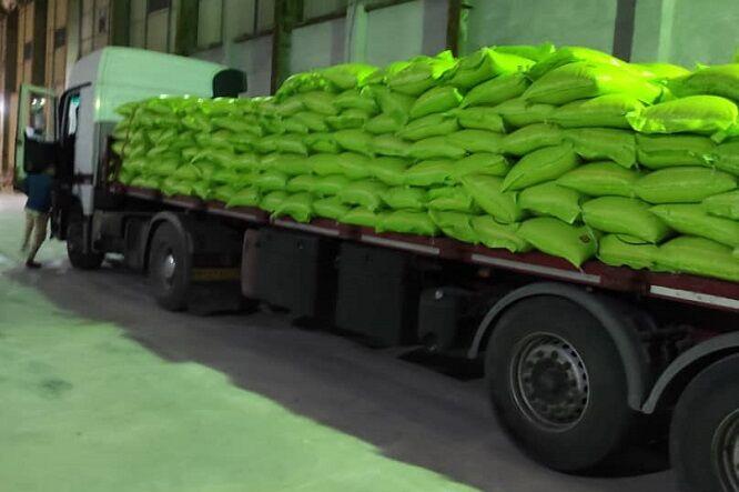 ۳۰ هزار تن کالای اساسی در منطقه ویژه اقتصادی بوشهر تخلیه میشود