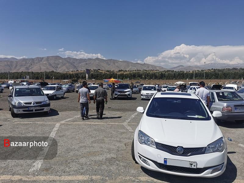 رکود بازار خودروی چیتگر در آستانه انتخابات| قیمت داخلی ها از ۱۹ تا ۳۱۵ میلیون تومان