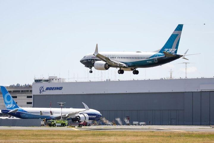 پیشبینی افزایش تقاضای تعداد هواپیما در شرکت بوئینگ