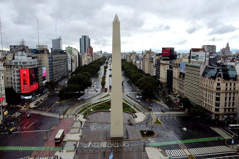قرنطینه در آرژانتین