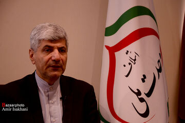 گفتگو با رامین مهمانپرست دیپلمات اقتصادی و سفیر امور وزارت خارجه