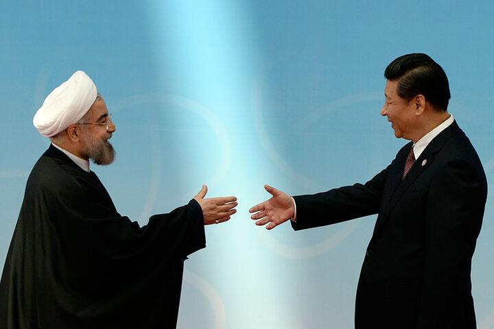 حمایت چین از ایران در توافق هسته ای ادامه دارد  گسترش همکاری مشترک در «یک کمربند_یکجاده»