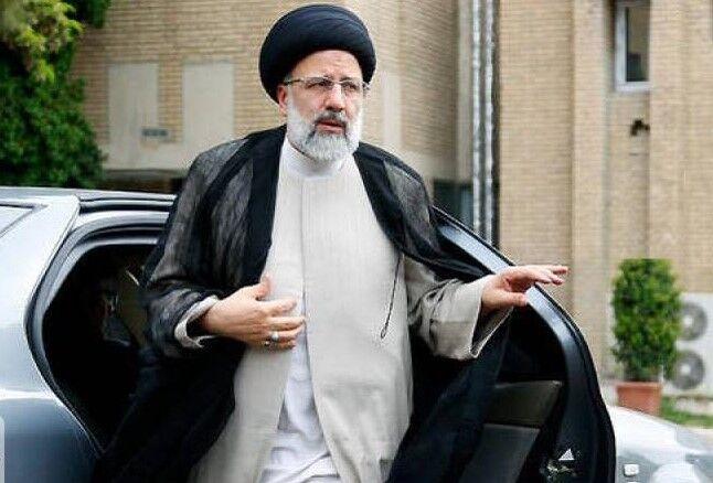 سید ابراهیم رئیسی در تالار بورس تهران