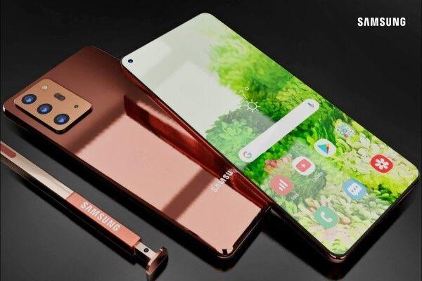 شرکت سامسونگ گوشی جدید خود را رونمایی کرد