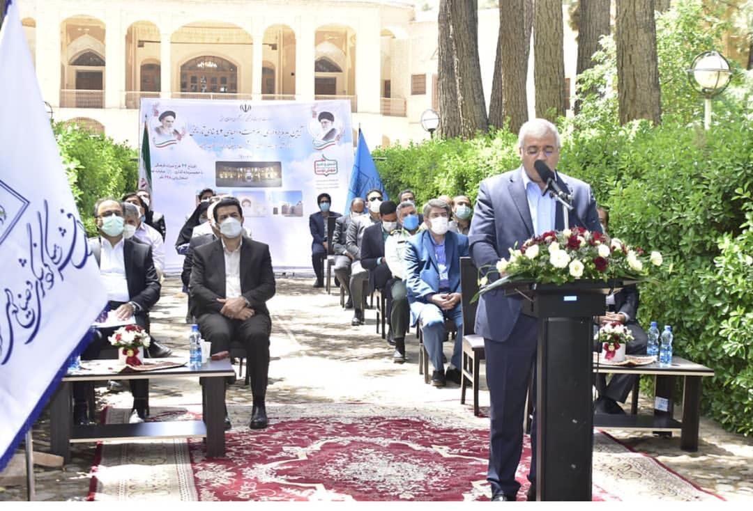 بهره برداری از ۵۰۰ پروژه میراث فرهنگی به شرط تامین اعتبار تا پایان دولت