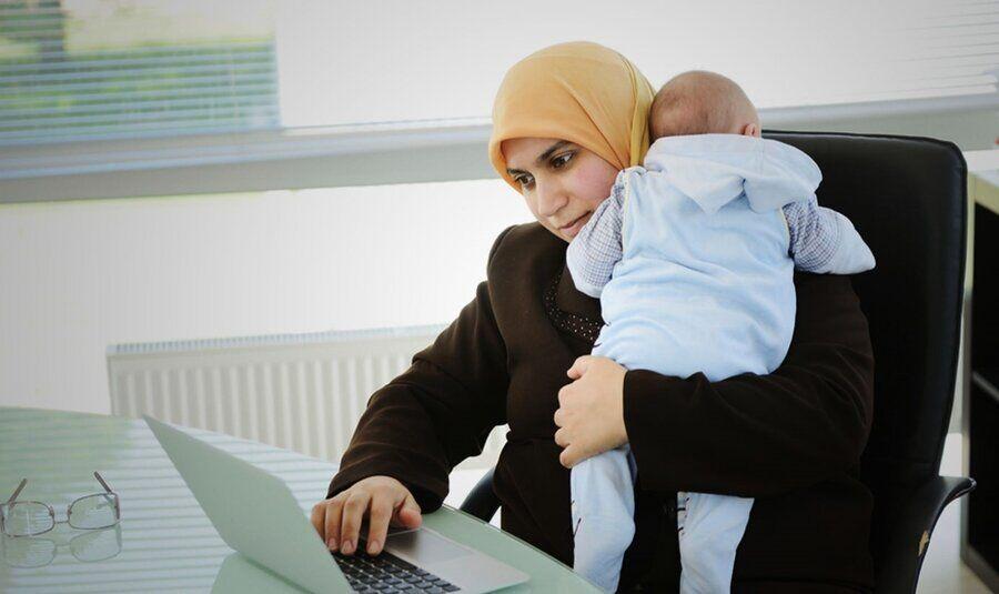 دستور افزایش مرخصی زایمان به شعب تامین اجتماعی ابلاغ شد