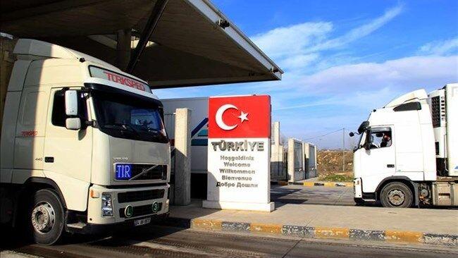 یخ تجارت ایران و ترکیه در ۳ ماهه ۲۰۲۱ باز شد