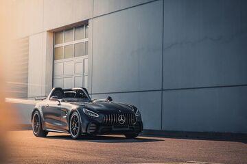 معرفی مرسدس AMG GT R اسپیدلجند