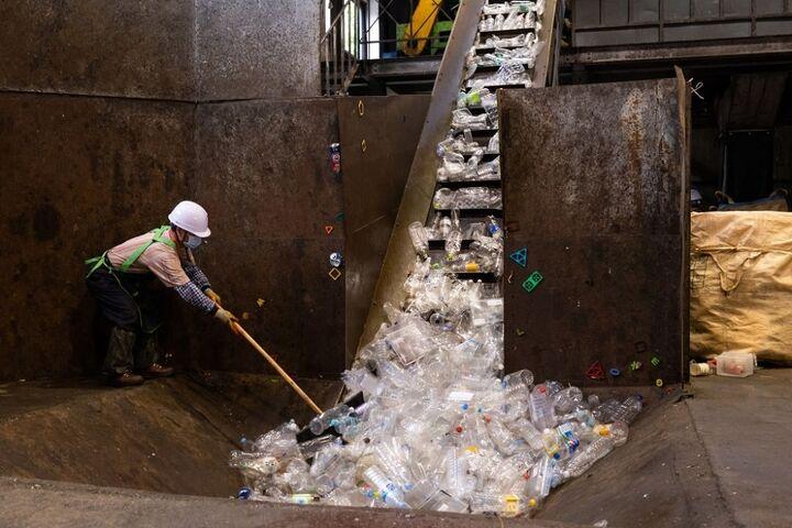 بازیافت زباله 10