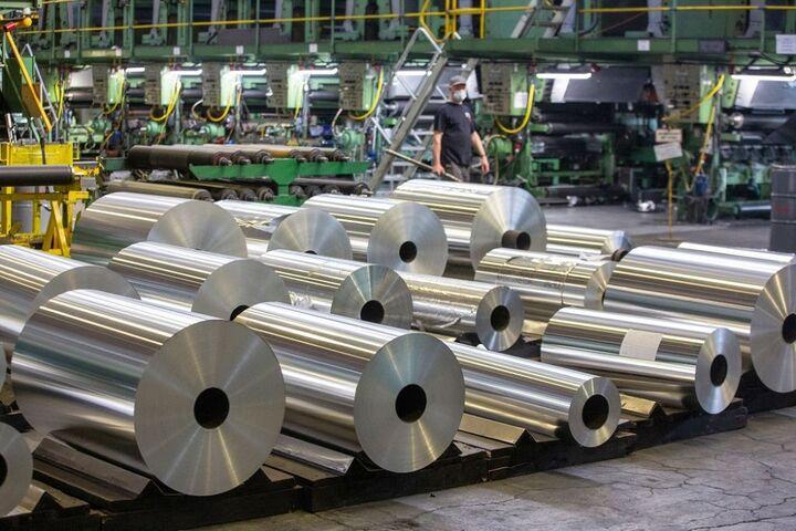 کارخانه آلومینیوم 1