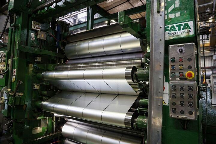 کارخانه آلومینیوم 4