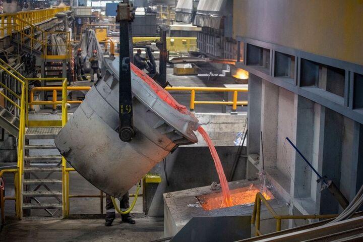 کارخانه آلومینیوم 8