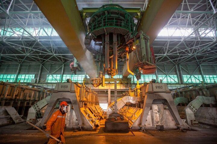 کارخانه آلومینیوم 14