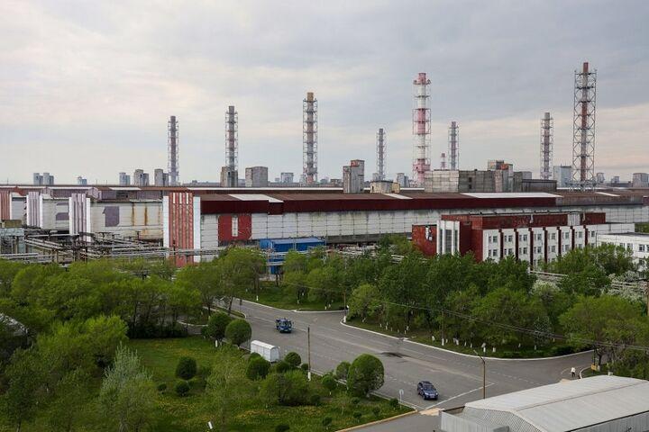 کارخانه آلومینیوم 16