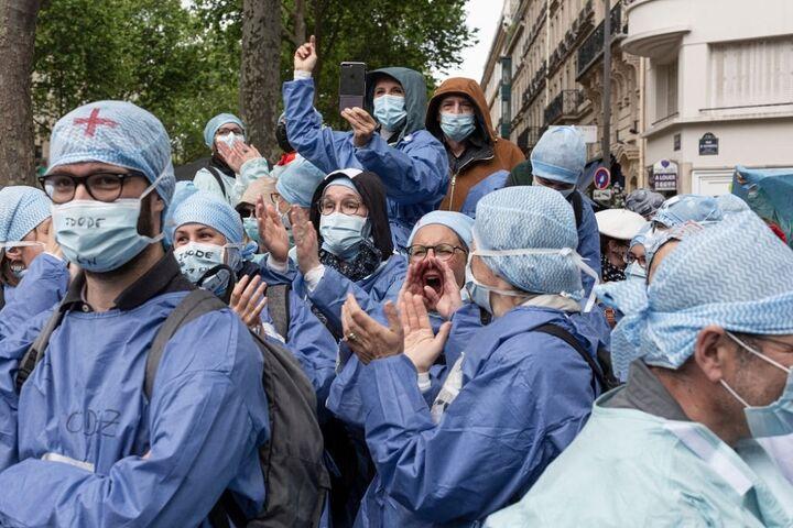 اعتراض پرستاران 13