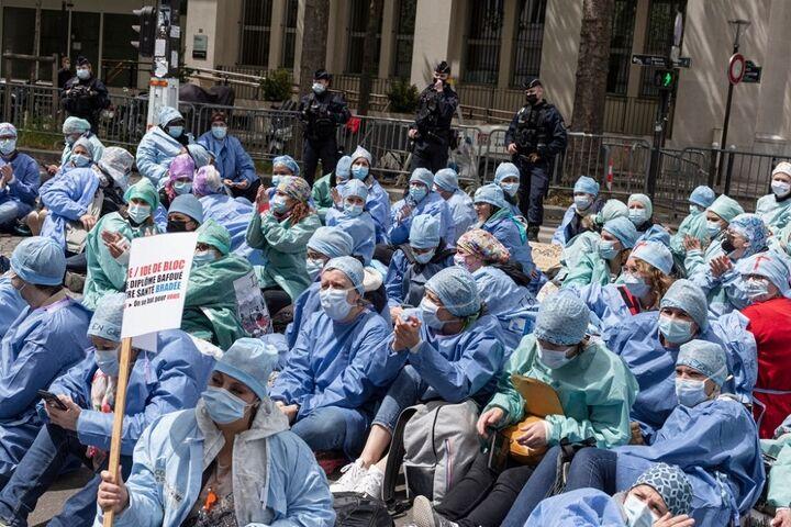 اعتراض پرستاران 15