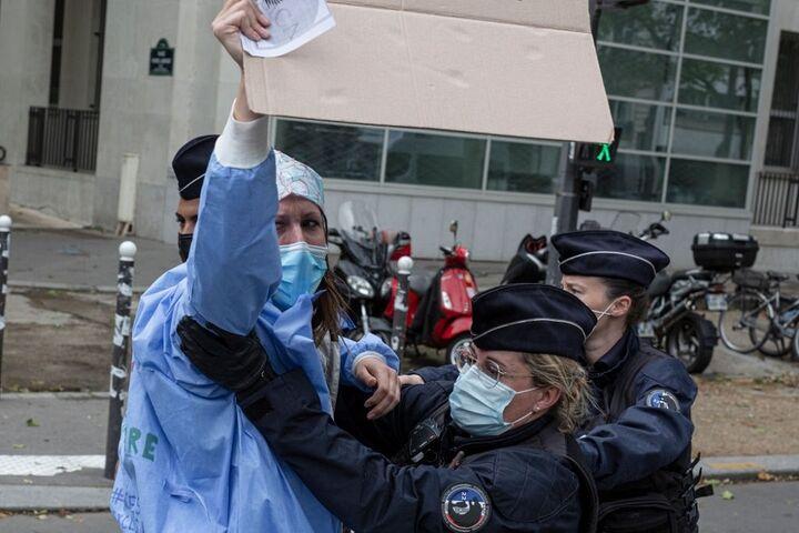 اعتراض پرستاران 16