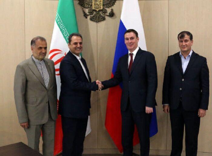 مهمترین محورهای گفتگوی وزرای کشاورزی ایران و روسیه