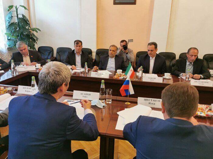 توافق ایران و روسیه برای توسعه همکاری های شیلاتی