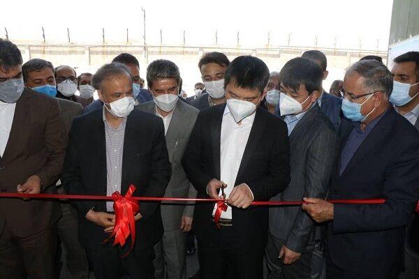 واحد تولیدی شمش طلا و نقره در شهرستان خوی به بهره برداری رسید