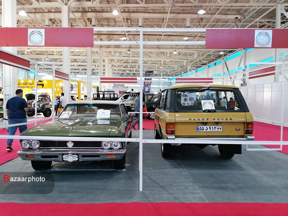 برگزاری فشرده ۴ نمایشگاه خودرویی در یک سالن  قوانین سخت و ممنوعیت نمایش نشان تجاری خودروها!
