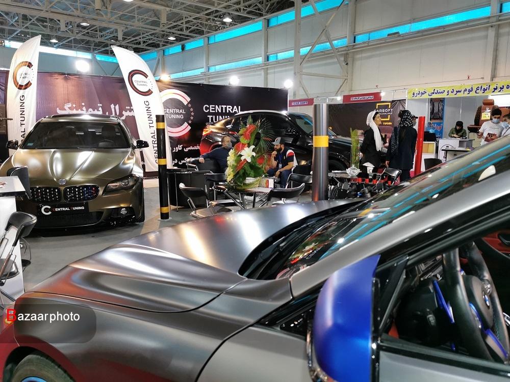برگزاری فشرده ۴ نمایشگاه خودرویی در یک سالن| قوانین سخت و ممنوعیت نمایش نشان تجاری خودروها!
