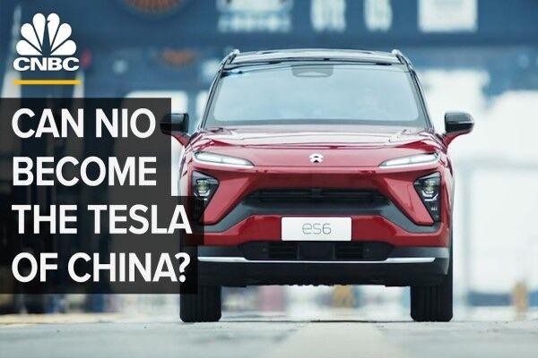 آیا Nio می تواند تِسلای چین شود؟