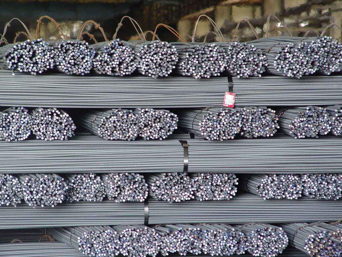 گزارش تولید فولاد در ماه های اخیر