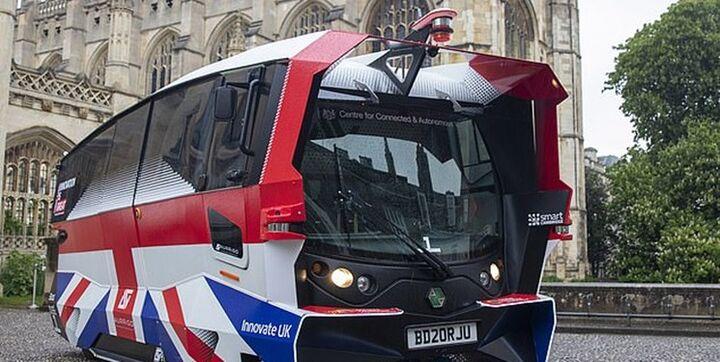 اتوبوس های شاتلی کاملا خودران وارد سیستم حمل و نقل شهری شد