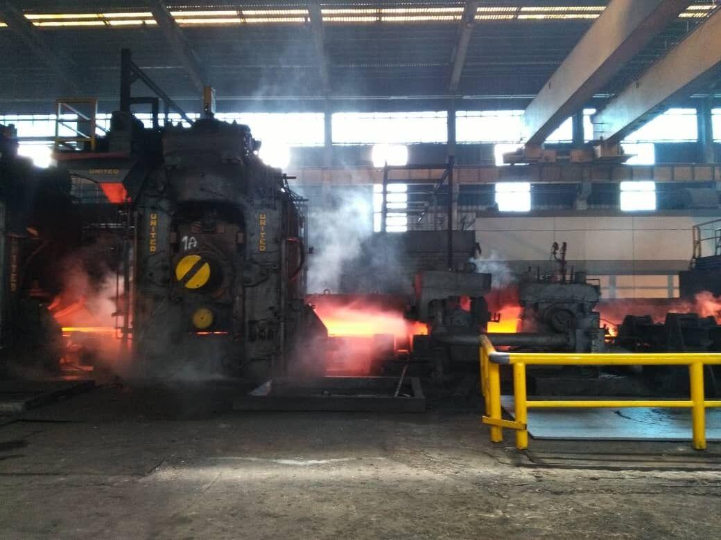 بهشت فولادی در گیلان/ کارآفرینی در دمای جهنمی