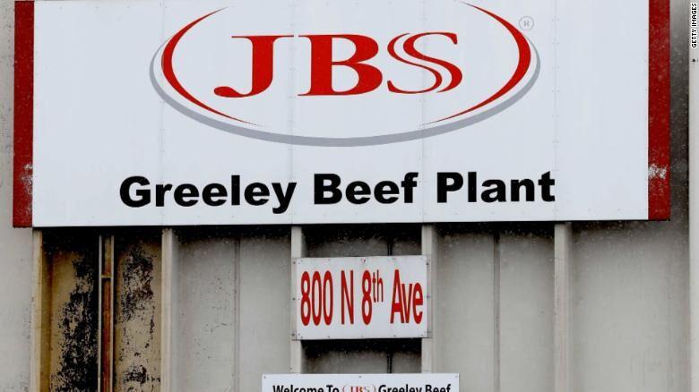 تعطیلی همه شعب شرکت فرآوردههای گوشتی «جی بی اس» آمریکا