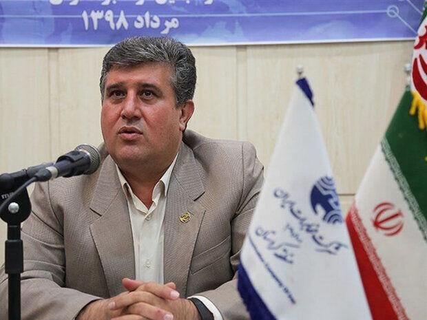 مخابرات منطقه کردستان در کسب دو رتبه کشوری و منطقه ایی درخشید