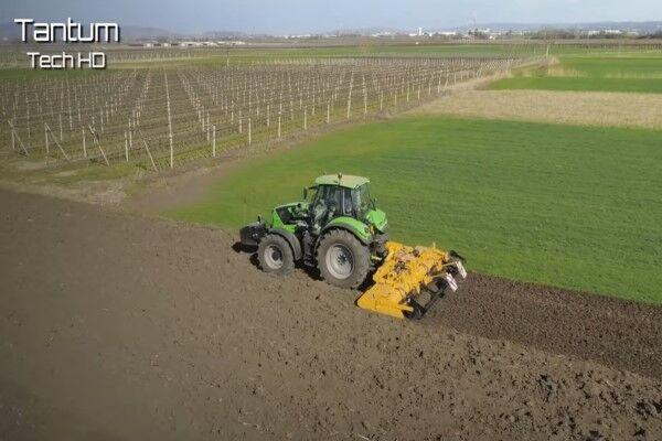 با ماشینآلات جدید دنیای کشاورزی آشنا شوید