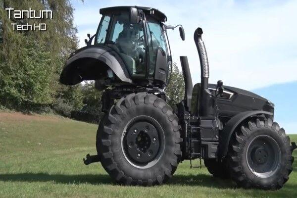 ماشین آلات جدید کشاورزی را بشناسید